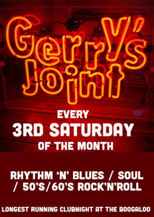 Gerry's Joint!