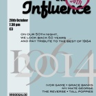 Oct 20th – Under the Influence, the 50th!