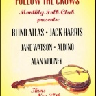 Nov 27th – Follow the Crows