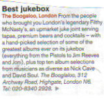 GQ Best Jukebox press cut
