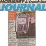 Hornsey and crouch end journal press cut