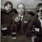 carl barat and mick jones press cut