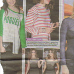 London Paper - 8 Sept 08 press cut