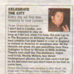Metro - July 2004 - press cut