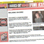 NME online - March 2005 - press cut