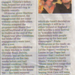 Shane to Wed Press Cut March 2007