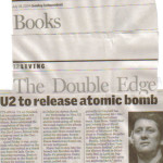 Independent July 2004 Press Cut - U2