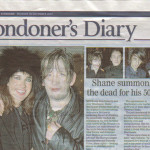 Evening Standard Dec 10 press cut