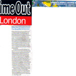 Time Out Dec 06 press cut