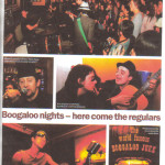 Time Out boogaloo nights part 3 - June 2005 - press cut
